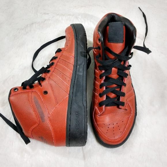 adidas x jeremy scott shoes>>jeremy scott basketskor    Jeremy Scott x Adidas skor   title=         Basketball Sneakers          Poshmark